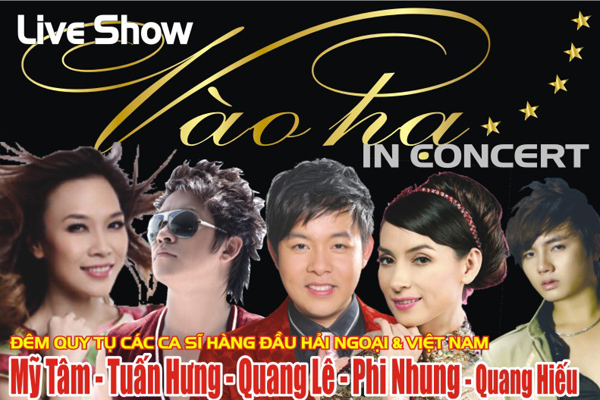 Liveshow Vào Hạ In Concert